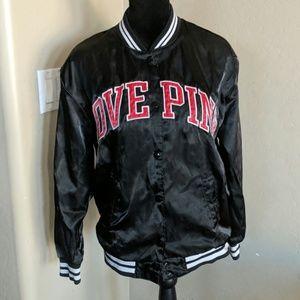 PINK Victoria's Secret Satin Jacket